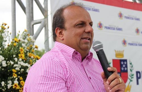 Ricardo Pereira Princesa - Prefeito de cidade do Sertão tem mais de R$ 290 mil bloqueados pela Justiça Federal