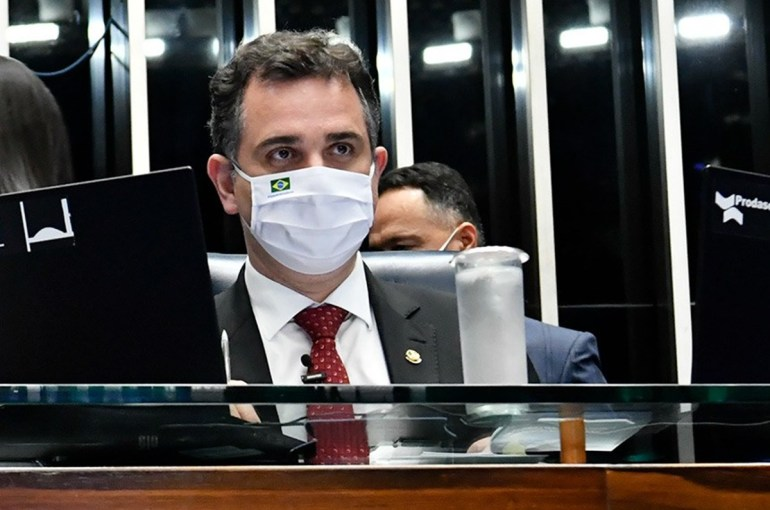 Rodrigo Pacheco - Pacheco mantém diálogo com gestores diante da recusa de Bolsonaro
