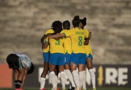 3 a 1: seleção feminina derrota Argentina em amistoso no Amigão