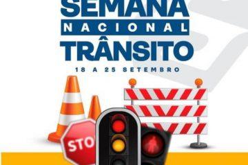 Semana Nacional do Transito 360x240 - STTRANS lança programação da Semana Nacional do Trânsito, de 18 a 25 de setembro