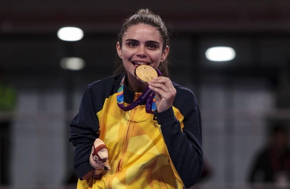 Silvana Fernandes taekwondo - ELAS BRILHAM NO ESPORTE! Atletas paraibanas dão show de talento e beleza; conheça as mais bonitas
