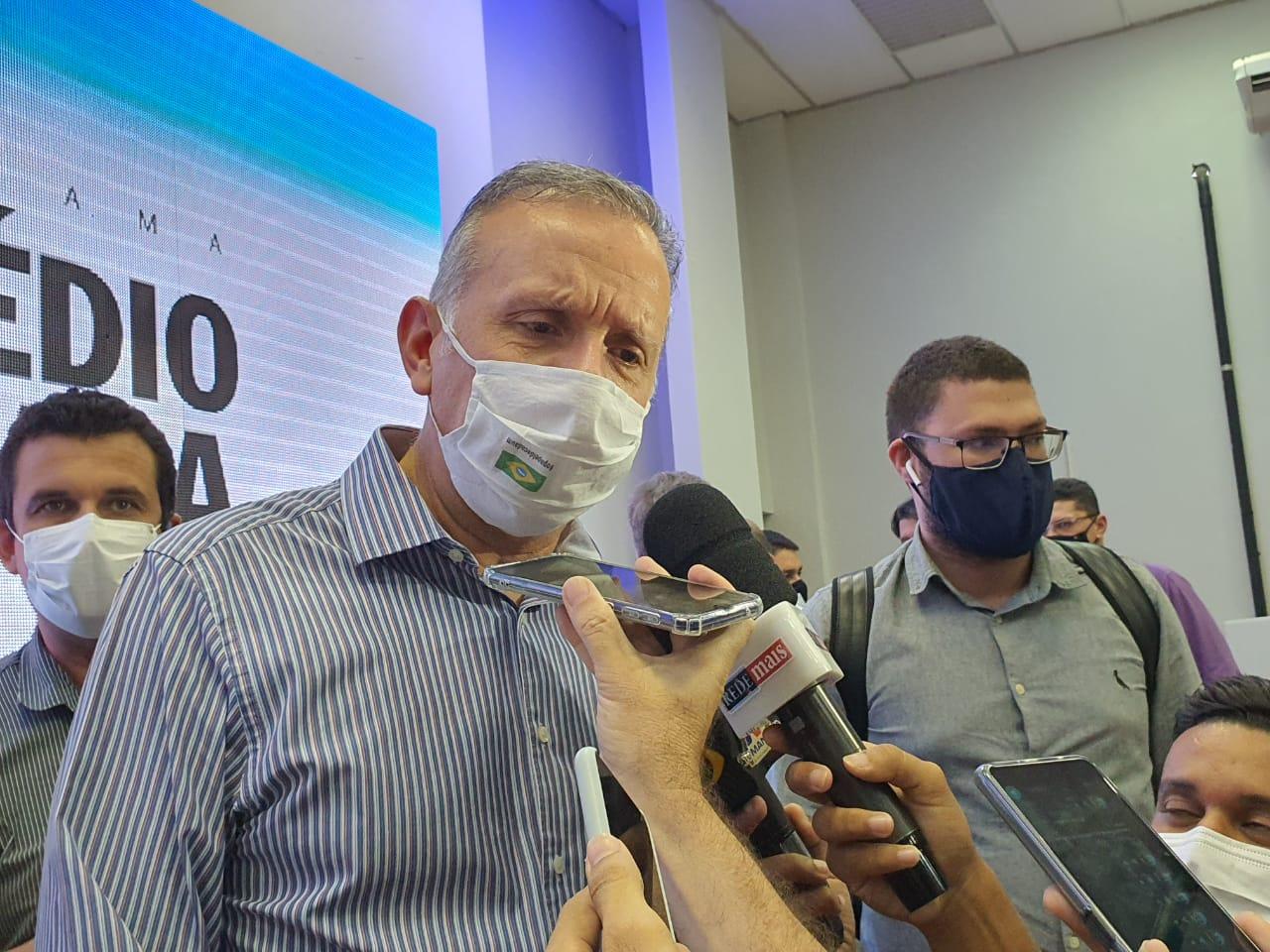 """WhatsApp Image 2021 09 01 at 13.59.54 1 - """"Vai fazer a diferença na vida dessas 60 mil pessoas"""", diz Aguinaldo durante lançamento do programa 'Remédio em Casa', em João Pessoa"""