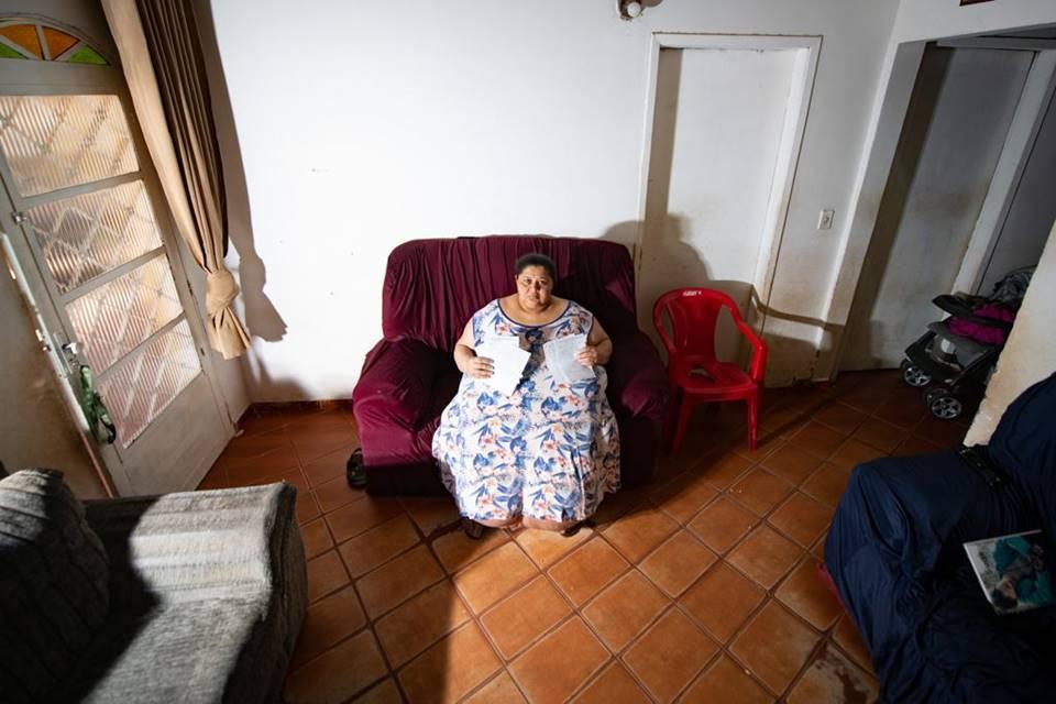 """WhatsApp Image 2021 09 03 at 09.28.51 - Mulher com 240kg pede ajuda para emagrecer: """"Não dá mais para viver assim"""""""