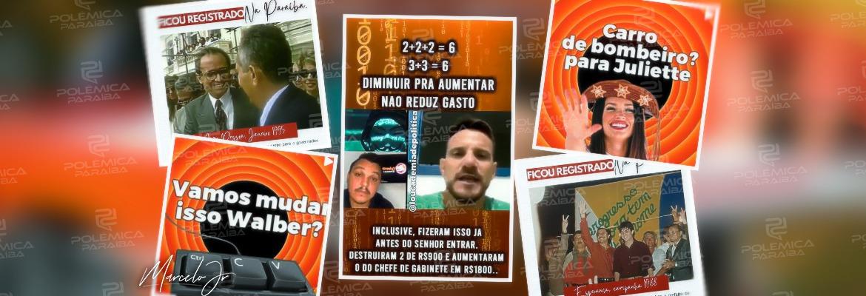 WhatsApp Image 2021 09 03 at 11.49.17 - HISTÓRIA E HUMOR: conheça os perfis que registram e ironizam políticos paraibanos nas redes