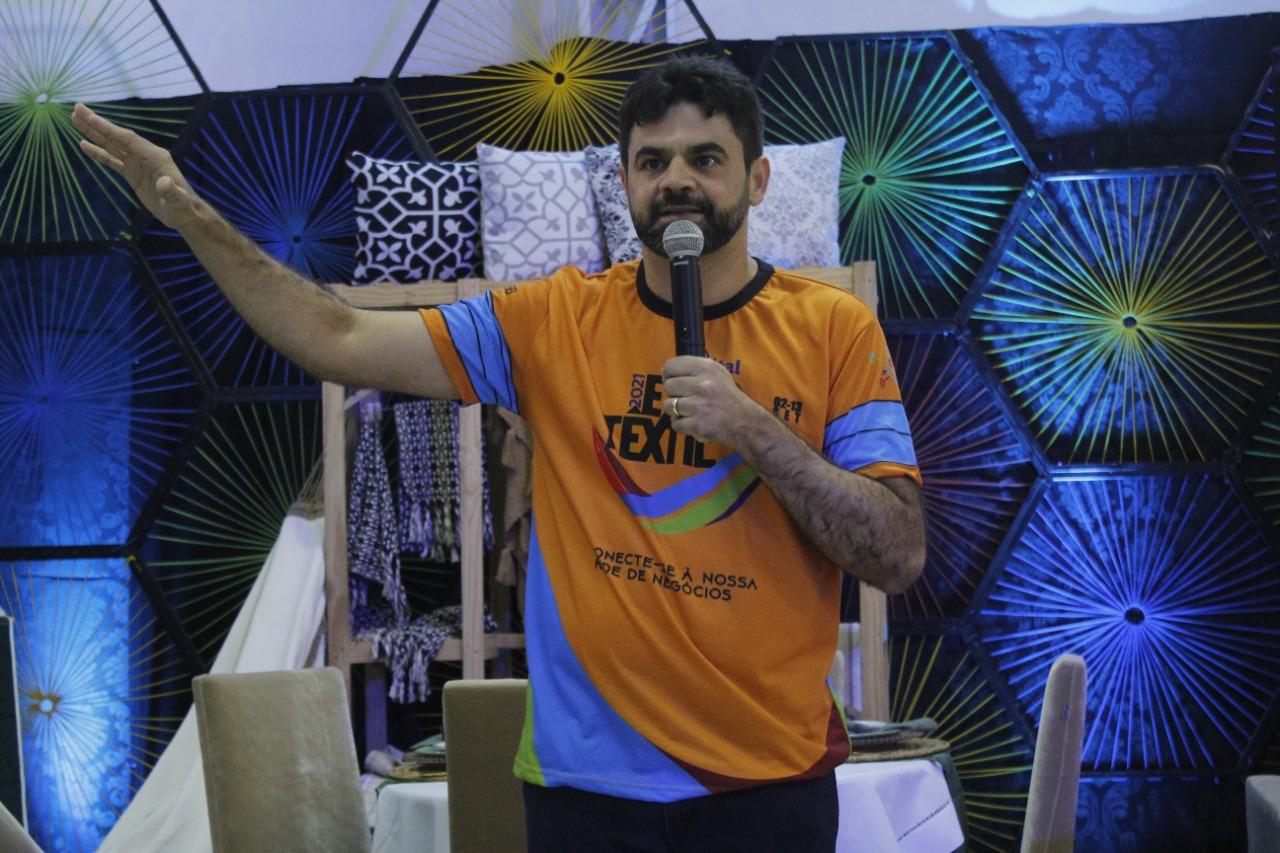 WhatsApp Image 2021 09 03 at 17.46.44 - Sebrae Paraíba e Prefeitura de São Bento iniciam programação da Expotêxtil Digital - VEJA