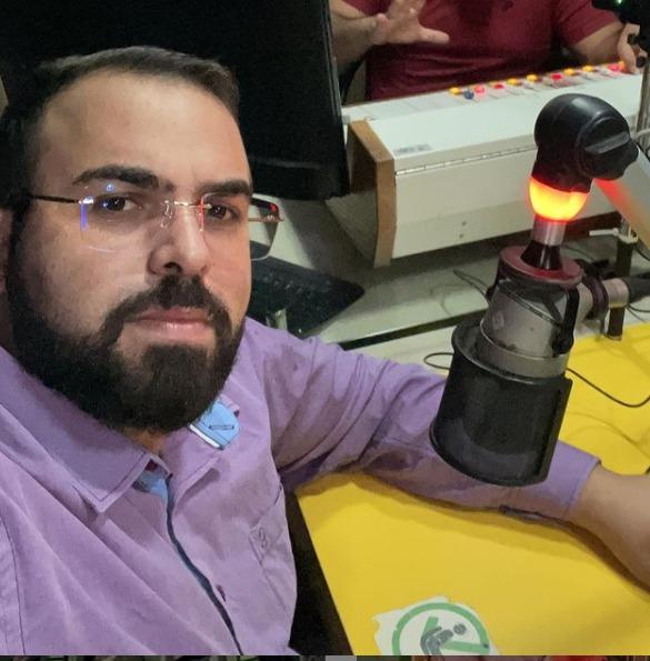 """WhatsApp Image 2021 09 06 at 10.07.30 - Repórter Gustavo pede demissão do Sistema Correio: """"motivos pessoais"""""""