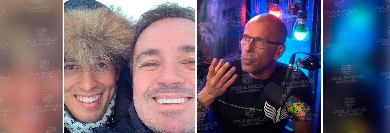 """WhatsApp Image 2021 09 06 at 16.54.58 - Rafael Ilha levanta suspeita sobre morte de Gugu, e chef de cozinha apontado como namorado do apresentador concorda: """"Ele jamais subiria"""""""