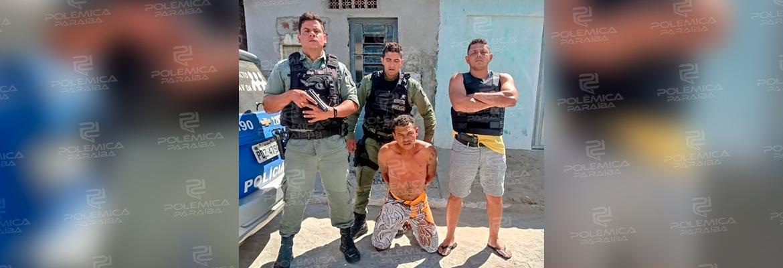 WhatsApp Image 2021 09 08 at 15.48.45 1 - CASO ANIELLY: suspeito de matar criança em João Pessoa é preso em Pernambuco - VEJA VÍDEO