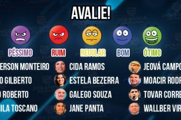 WhatsApp Image 2021 09 10 at 12.52.14 360x240 - RESULTADO: Em enquete, Cida Ramos tem melhor avaliação de mandato; Wallber Virgolino e Moacir Rodrigues têm a pior rejeição – VEJA NÚMEROS