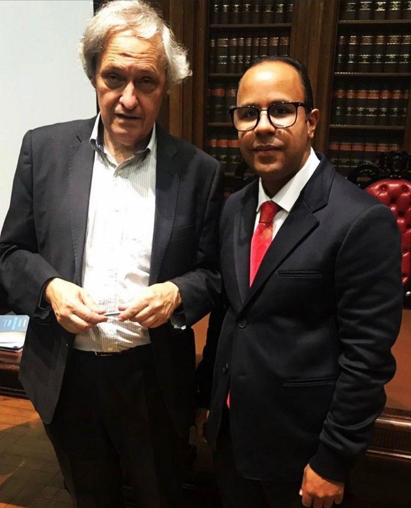 WhatsApp Image 2021 09 13 at 08.43.52 e1631621518896 - SISTEMA JUDICIAL: Conferência entre advogado paraibano e ministro da República Dominicana pode gerar frutos para toda América Latina