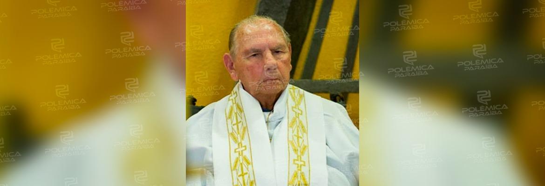 WhatsApp Image 2021 09 13 at 13.58.17 - Morre, aos 93 anos, padre Marcos Augusto Trindade, um dos fundadores do Unipê