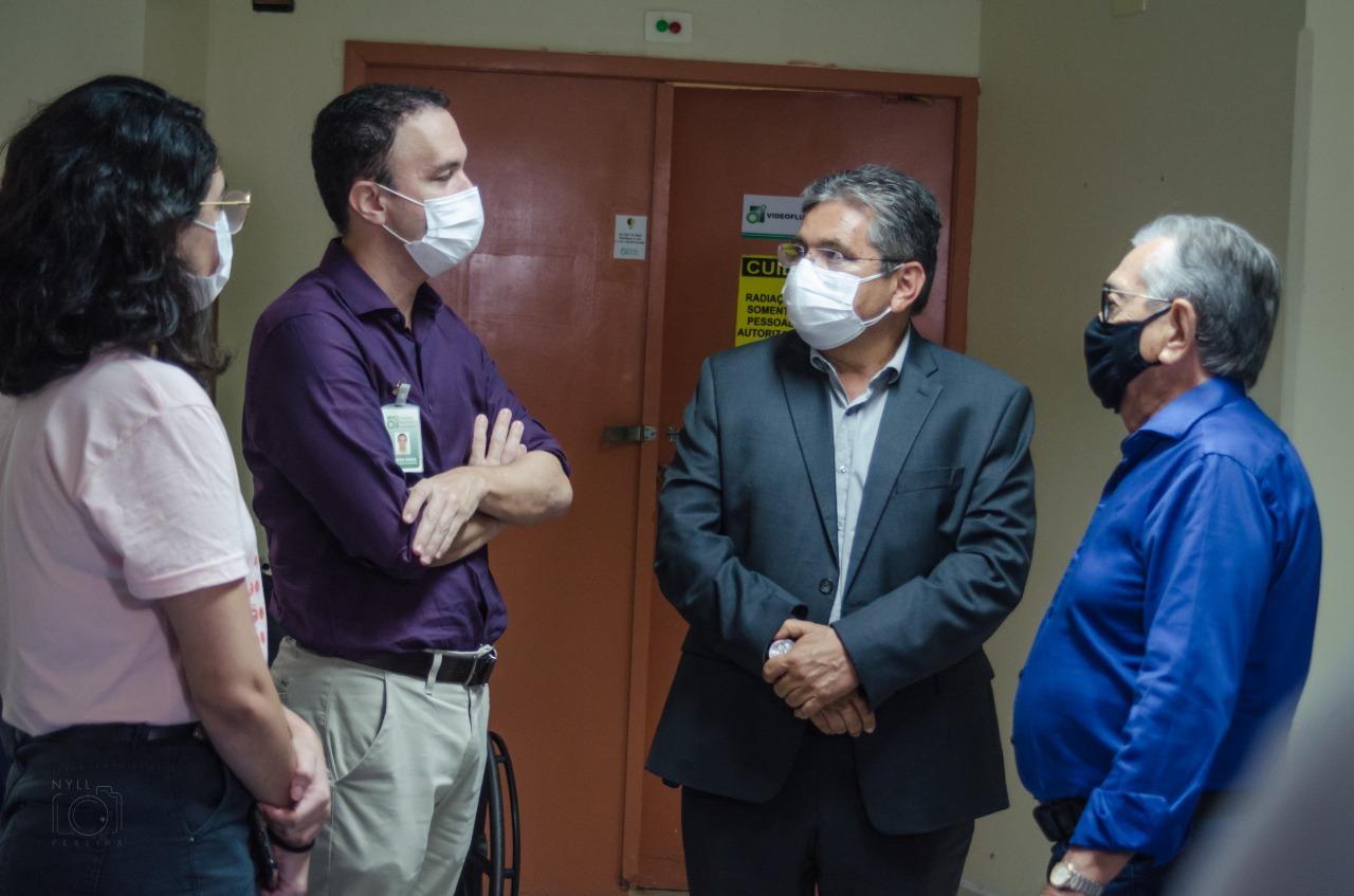 WhatsApp Image 2021 09 13 at 18.17.03 - Adriano Galdino visita Hospital Napoleão Laureano e assegura parceria com a instituição