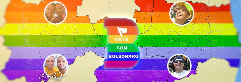 WhatsApp Image 2021 09 16 at 10.14.42 - Gays paraibanos de direita: quem são os LGBTs que apoiam Jair Bolsonaro e defendem o lema 'Deus, pátria e família'; VEJA VÍDEOS