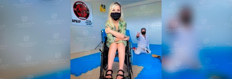 WhatsApp Image 2021 09 16 at 16.43.47 - DE VOLTA ÀS TELAS! Após diagnóstico de doença rara, Eugenia Victal estreia série sobre inclusão na Tv Cabo Branco- VEJA VÍDEO