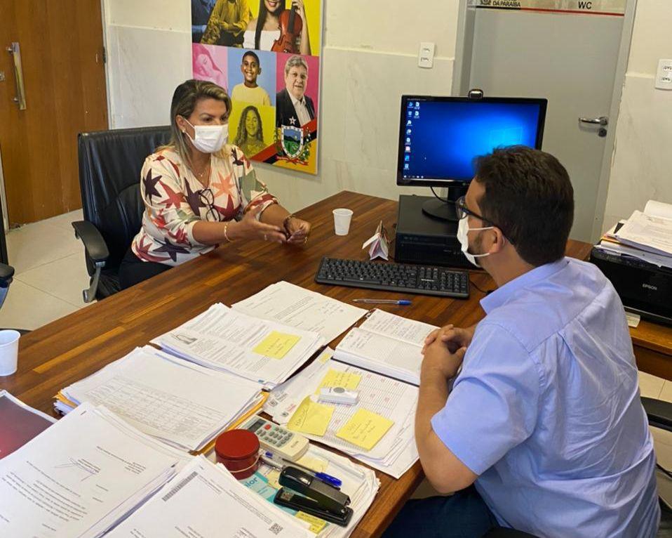 WhatsApp Image 2021 09 17 at 18.51.25 - Deputada estadual Dra. Jane pleiteia Programa Tá na Mesa para Santa Rita