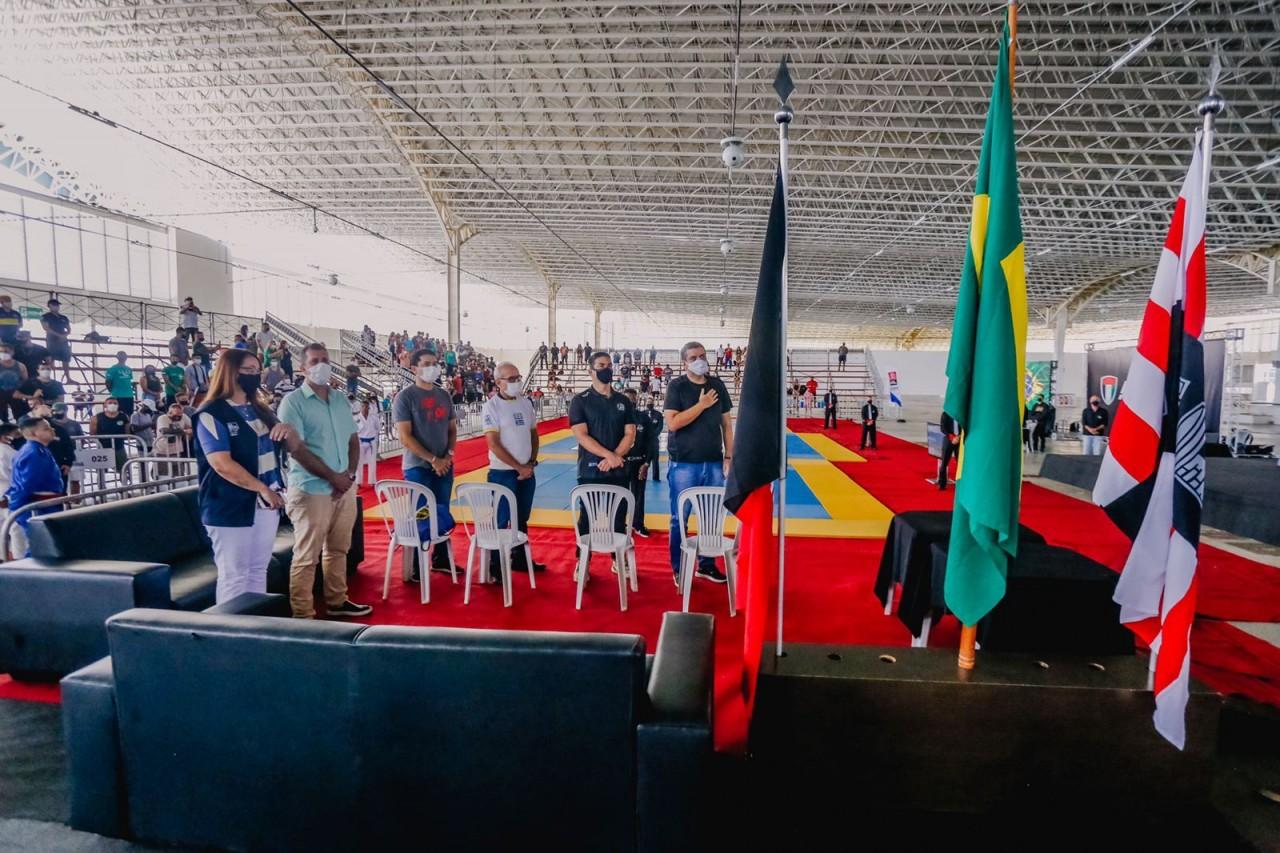 WhatsApp Image 2021 09 18 at 11.58.15 - Cícero Lucena participa da abertura do Internacional Pro de Jiu-jitsu em João Pessoa