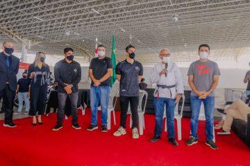 Cícero Lucena participa da abertura do Internacional Pro de Jiu-jitsu em João Pessoa