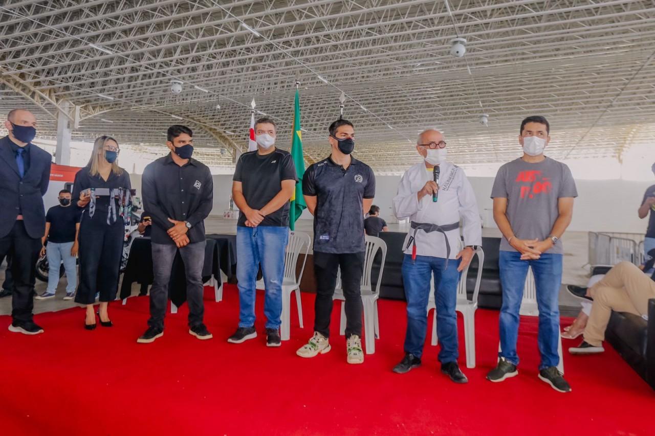 WhatsApp Image 2021 09 18 at 11.58.16 1 - Cícero Lucena participa da abertura do Internacional Pro de Jiu-jitsu em João Pessoa