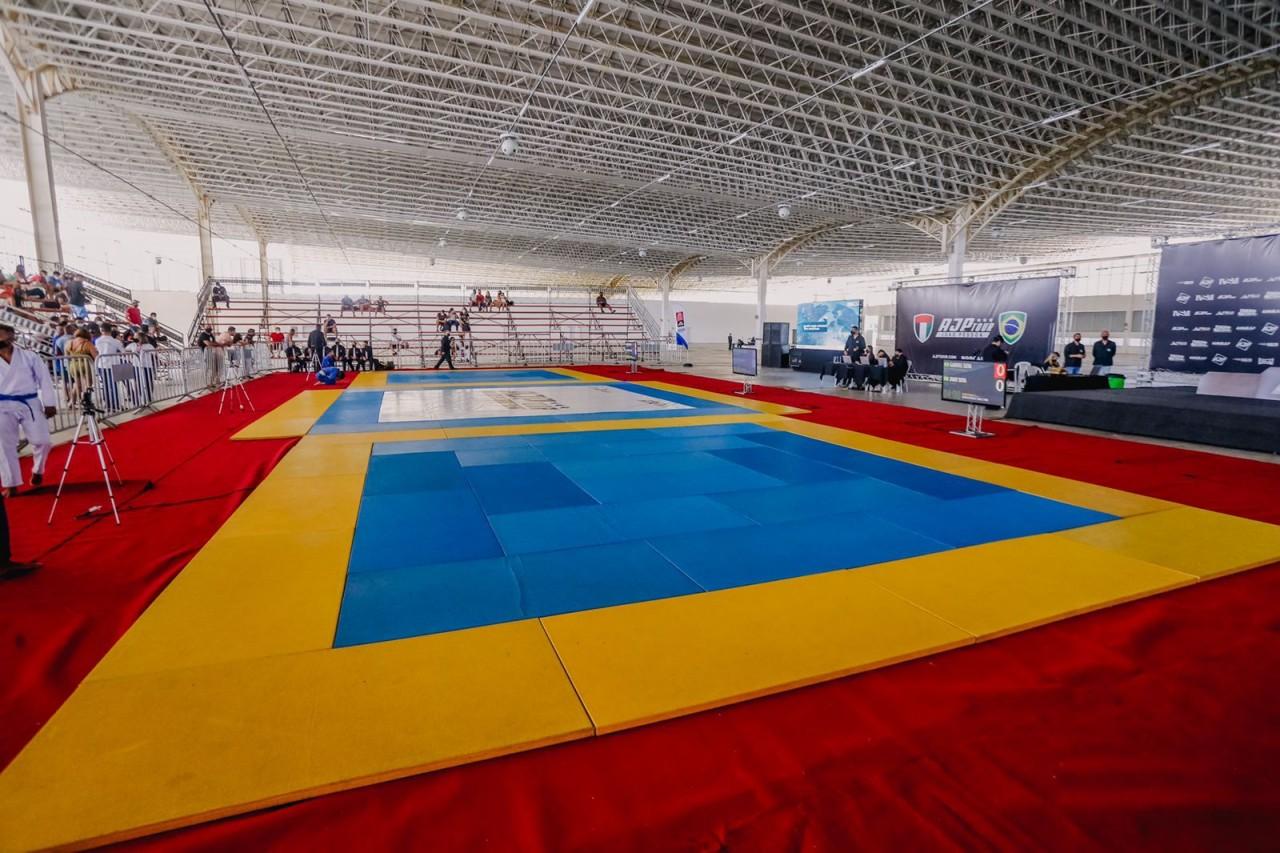 WhatsApp Image 2021 09 18 at 11.58.16 - Cícero Lucena participa da abertura do Internacional Pro de Jiu-jitsu em João Pessoa