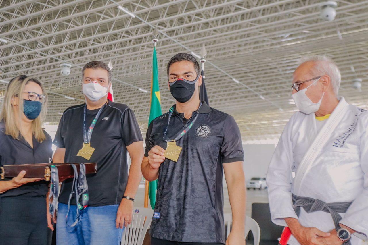 WhatsApp Image 2021 09 18 at 11.58.21 scaled - Cícero Lucena participa da abertura do Internacional Pro de Jiu-jitsu em João Pessoa
