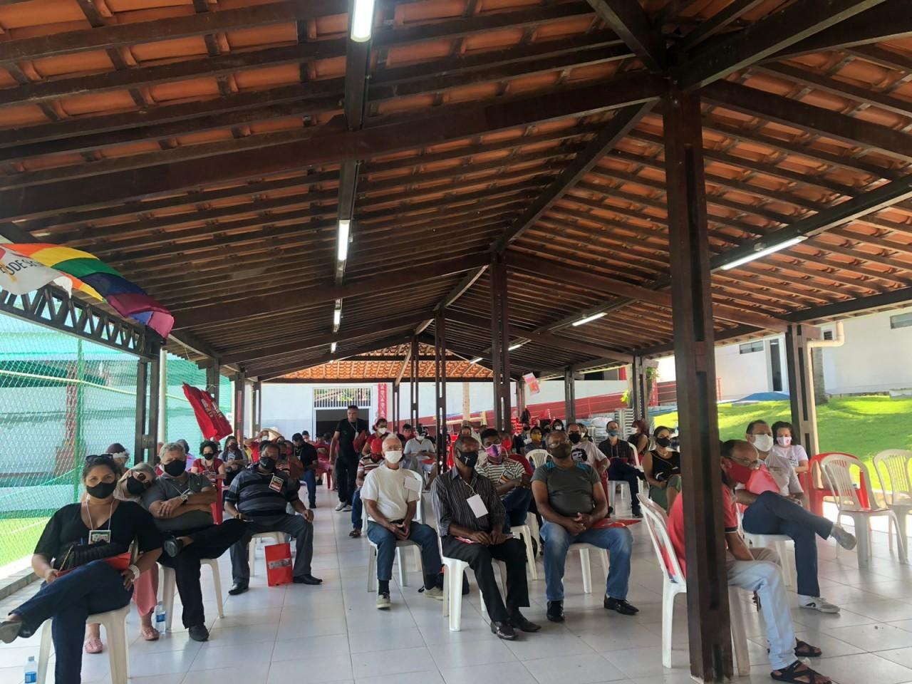 WhatsApp Image 2021 09 18 at 20.19.48 1 - Diretório do PCdoB em JP realiza conferência e reconduz presidente Jonildo Cavalcanti por mais dois anos