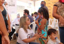 Conde Feliz leva diversos serviços de cidadania para população do Loteamento Nossa Senhora da Conceição