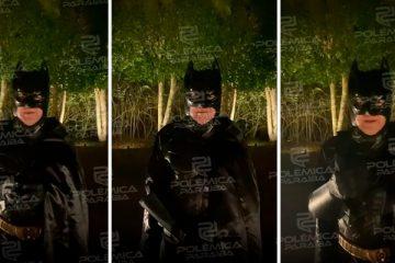 WhatsApp Image 2021 09 20 at 09.26.29 360x240 - Apresentador da CNN Brasil se fantasia de Batman para dar alerta de prevenção - VEJA
