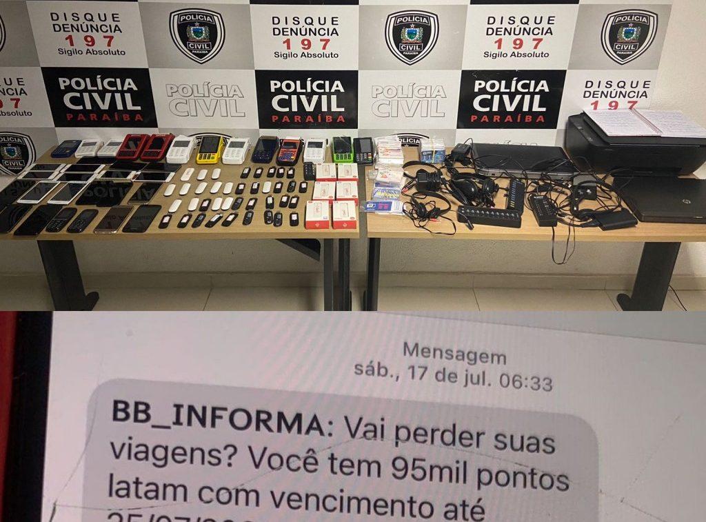 WhatsApp Image 2021 09 21 at 12.02.10 e1632237167430 - Polícia Civil deflagra Operação Password e apreende material para golpes virtuais em apartamento no Cabo Branco