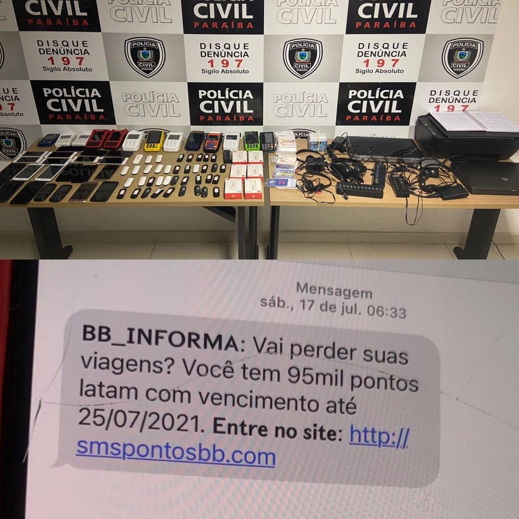 WhatsApp Image 2021 09 21 at 12.02.10 - Polícia Civil deflagra Operação Password e apreende material para golpes virtuais em apartamento no Cabo Branco