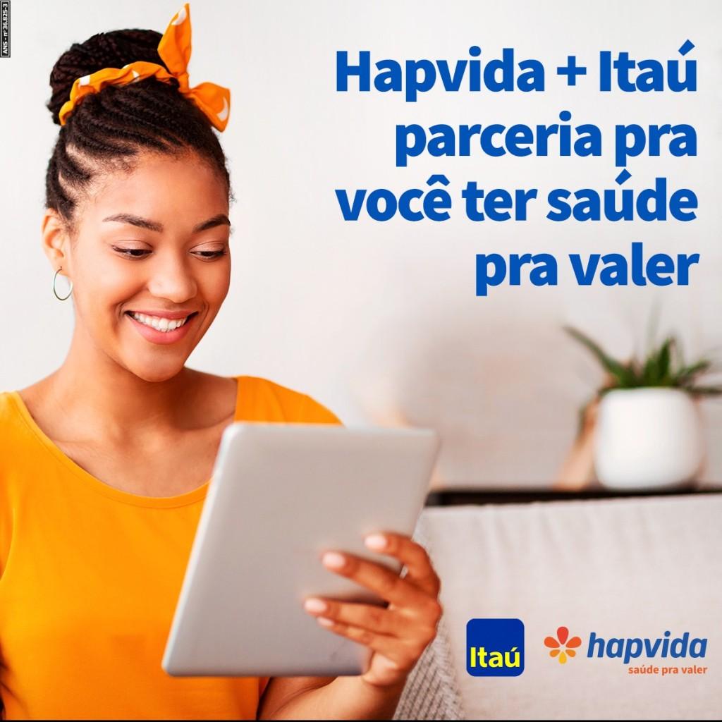 WhatsApp Image 2021 09 22 at 16.29.51 - Sistema Hapvida firma parceria para venda de produtos na Itaú Corretora de Seguros
