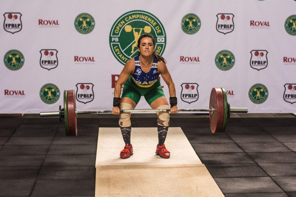 WhatsApp Image 2021 09 23 at 11.03.49 - Disputa de Mayara Rocha no Brasileiro de Levantamento de Pesos será às 12h desta quinta, com transmissão ao vivo