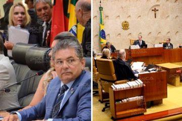 STF limita reeleição para presidência de Assembleias Legislativas; Na PB, Adriano Galdino pode ser reeleito?
