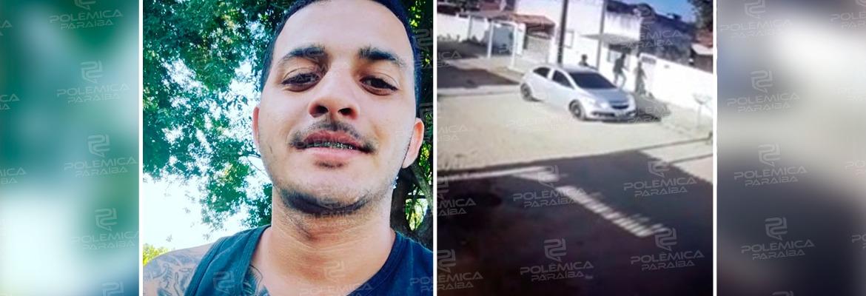 WhatsApp Image 2021 09 23 at 15.08.43 - MOMENTOS DE TERROR! Câmeras de segurança flagram momento que jovem é sequestrado em João Pessoa; familiares pedem ajuda - VEJA VÍDEO