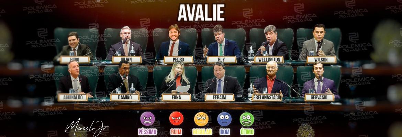 WhatsApp Image 2021 09 24 at 08.49.26 1 - DE ÓTIMO A PÉSSIMO: Como você avalia o mandato dos deputados federais paraibanos neste primeiro semestre de 2021? - PARTICIPE