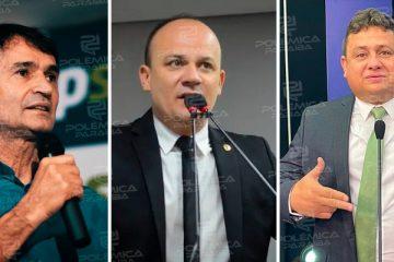Romero revela 'respeito' e 'admiração' por Cabo Gilberto e Wallber, mas pede paciência: 'o desafio não é fácil'; OUÇA