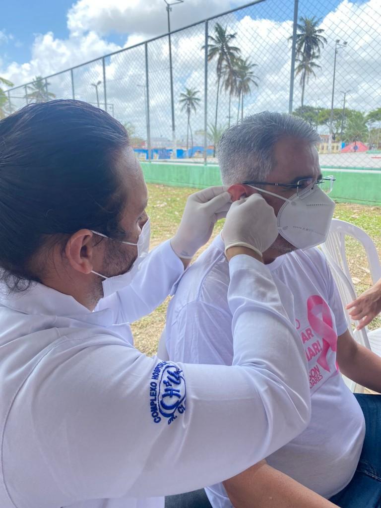 WhatsApp Image 2021 09 27 at 12.47.22 2 - Vereador Tanilson leva 'Caminhão da Saúde' para Mangabeira e realiza mamografias e outros exames em JP