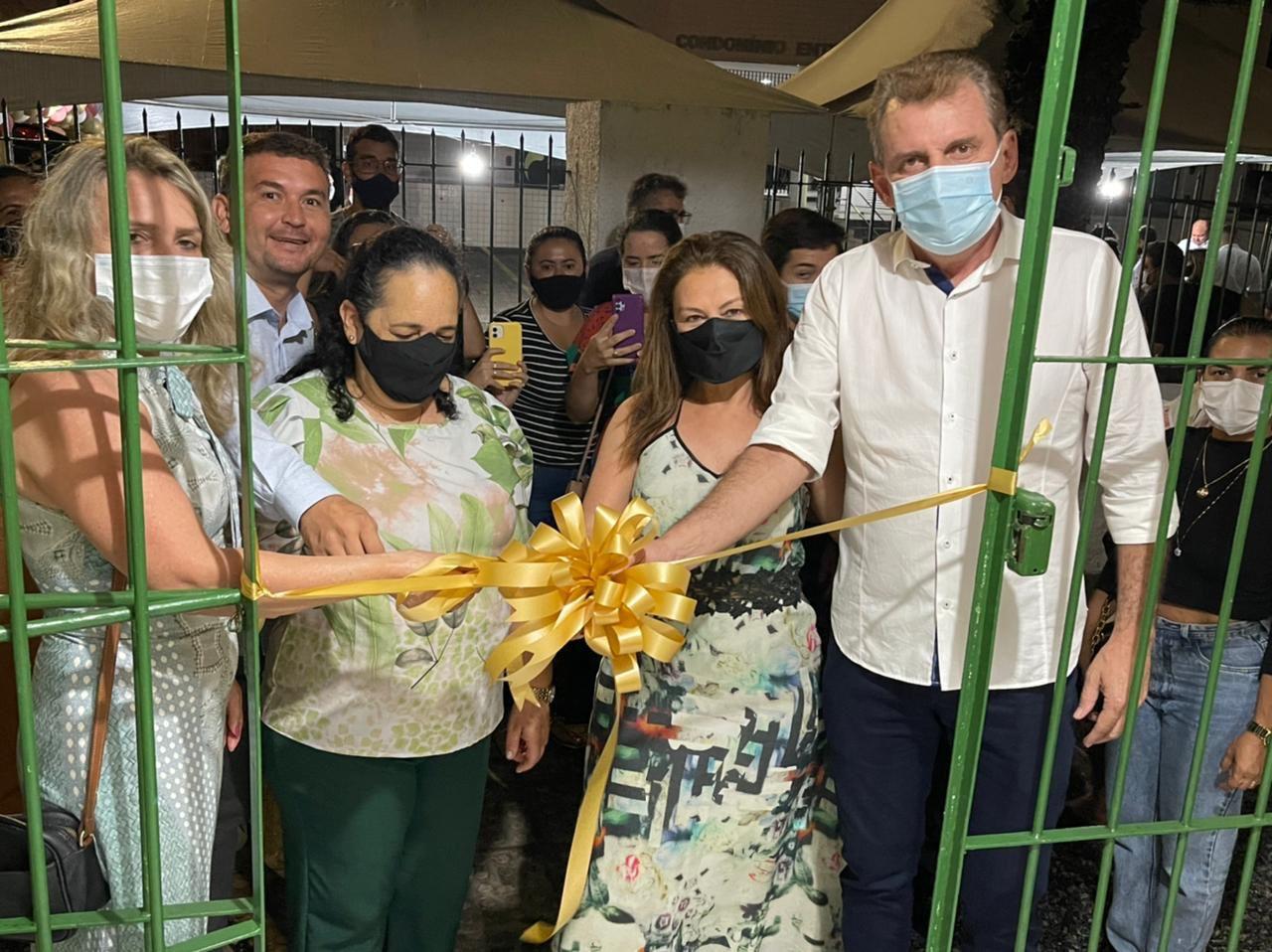 WhatsApp Image 2021 09 27 at 22.14.57 - Prefeito de São José de Piranhas inaugura casa de apoio para os pacientes do município em tratamento em João Pessoa