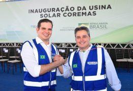 Efraim confirma que ANEEL assinará 12 outorgas de novas usinas solares na PB, com previsão de 2,4 bilhões em investimentos