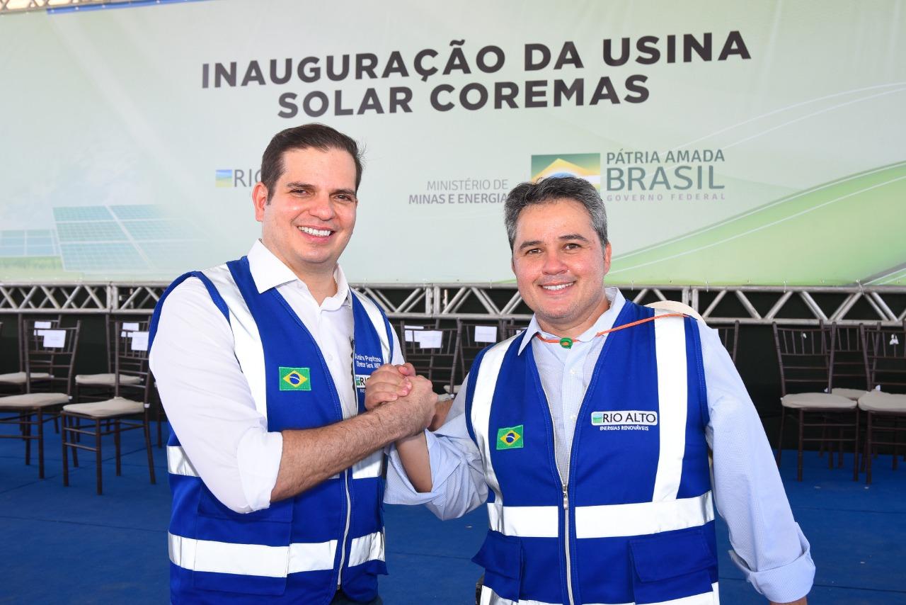WhatsApp Image 2021 09 28 at 11.32.48 - Efraim confirma que ANEEL assinará 12 outorgas de novas usinas solares na PB, com previsão de 2,4 bilhões em investimentos
