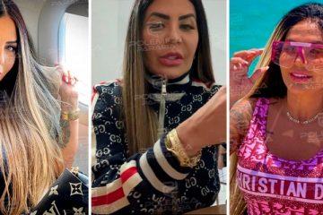 """Pastora paraibana acusada de ostentação anuncia que fará brechó com suas roupas para ajudar 'na obra': """"Roupas novas nunca usadas"""" – VEJA VIDEO"""