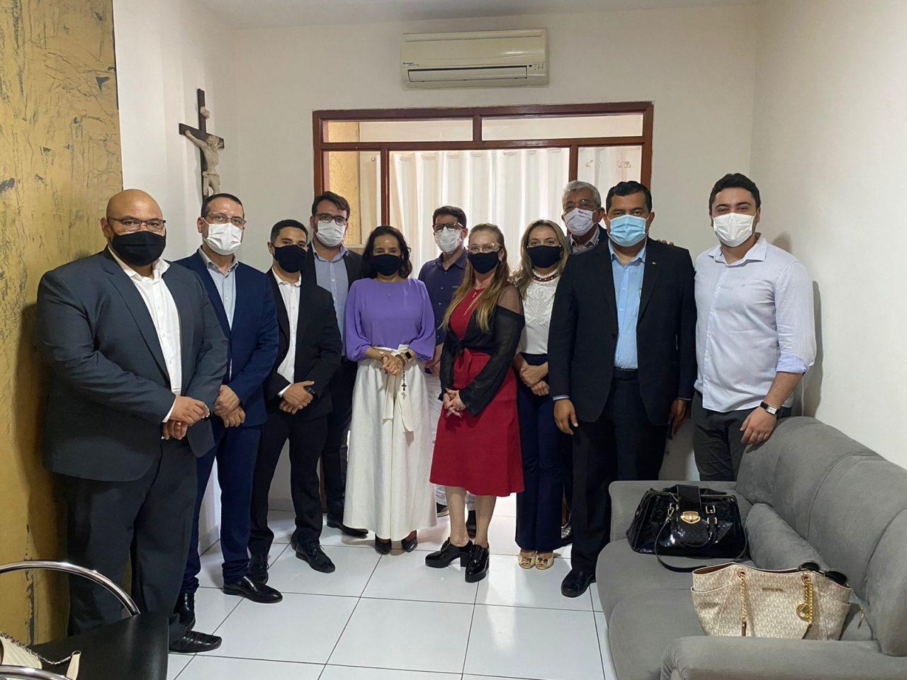 WhatsApp Image 2021 09 29 at 12.47.21 scaled - Maria Cristina Santiago visita cidades do sertão e reafirma compromisso com a interiorização da Ordem