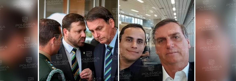 """WhatsApp Image 2021 09 29 at 13.03.34 - DISPUTAS INTERNAS! Paraibano junto com outro assessor de Bolsonaro faz divisão no gabinete do ódio: """"clima de tensão"""""""
