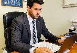 Wilson Filho irá presidir Frente Parlamentar de Desenvolvimento Regional na ALPB