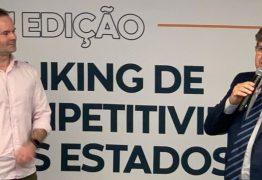 EXCELÊNCIA EM COMPETITIVIDADE: Paraíba tem destaque na Educação e João Azevêdo recebe prêmio do CLP, em São Paulo