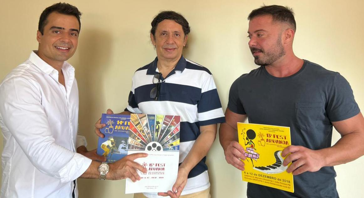 WhatsApp Image 2021 09 30 at 15.03.31 2 - Caio e Bruno Roberto anunciam apoio ao Fest Aruanda 2021: 'reconhecimento'