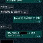 a 4 150x150 - Brasileira finge trabalhar no governo de Portugal para vender vagas no serviço de imigração