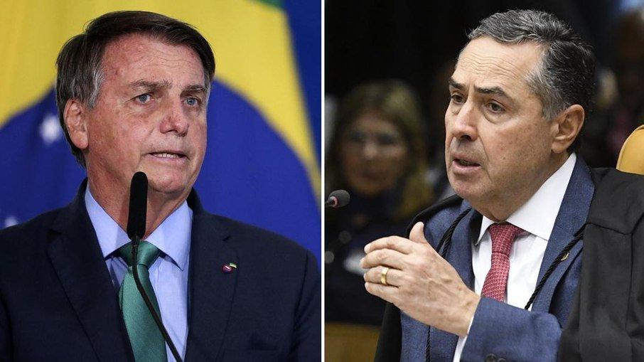 abub5ypgh60znnavk8vm79ymc - 'Democracia não é regime do consenso', diz Barroso após trégua de Bolsonaro