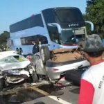 acidente santa rita 1 150x150 - Vítimas de acidente em Santa Rita seguem internadas no Hospital de Trauma de João Pessoa