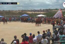 Em meio a casos da variante Delta, futebol amador reúne multidão em Campina Grande; VEJA VÍDEO