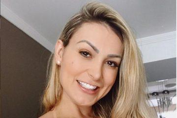 Andressa Urach exclui todas as fotos do Instagram após anuncio de separação
